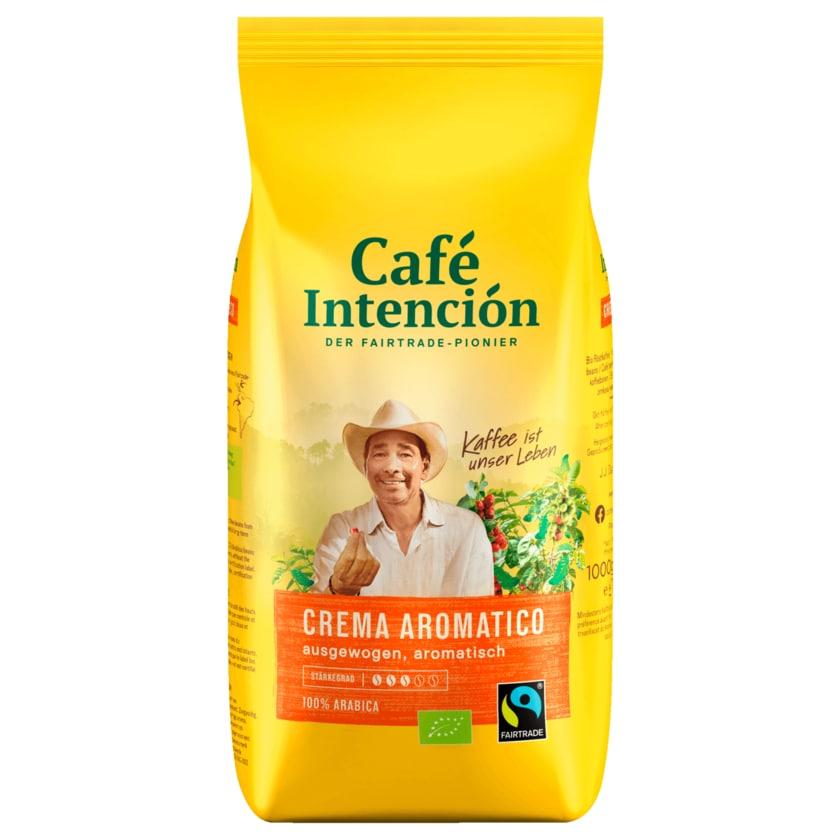 J.J. Darboven Bio Café Crema Intención ecológico 1kg