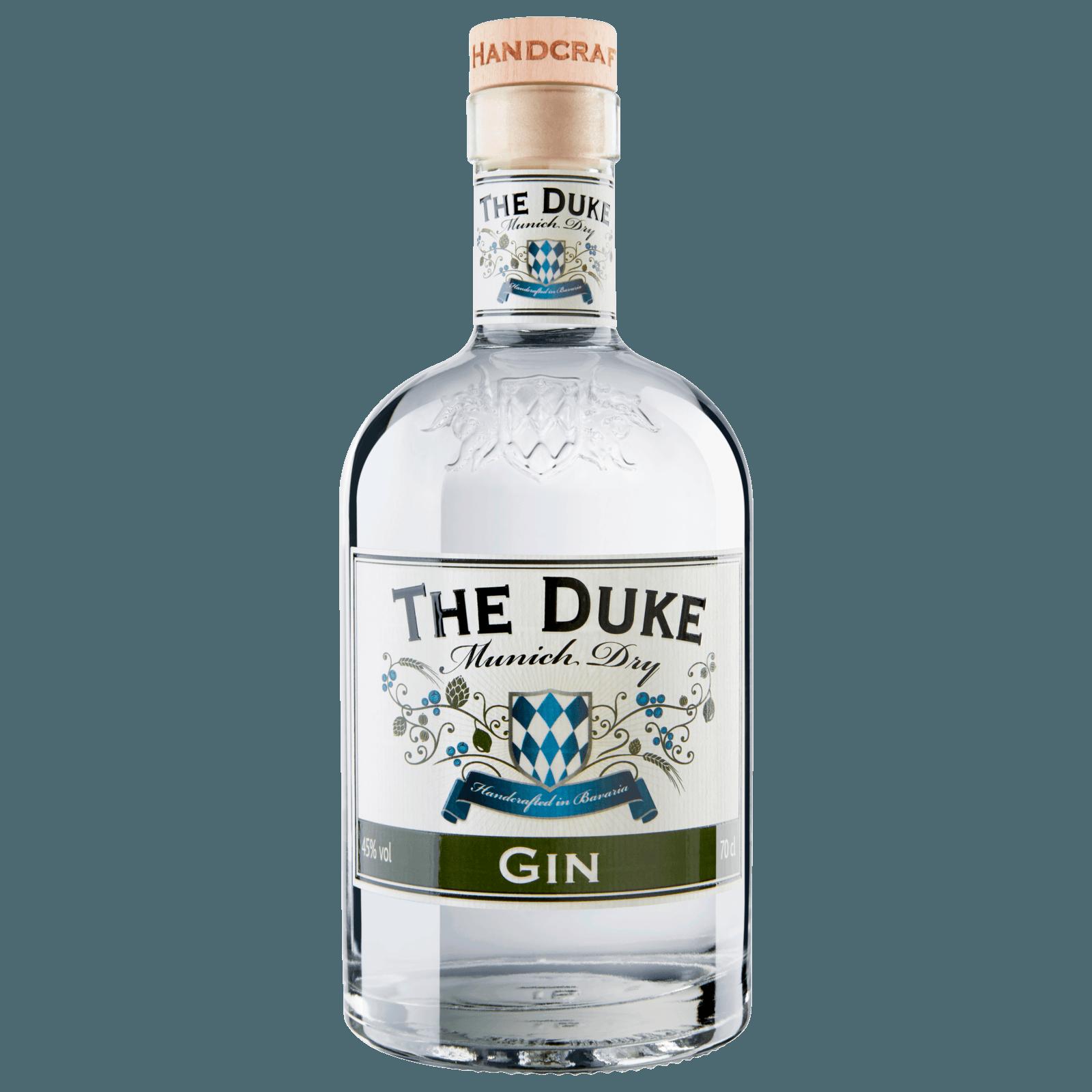 The Duke Munich Dry Gin 0,7l bei REWE online bestellen!