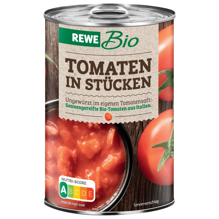 REWE Bio Pizza-Tomaten 280ml