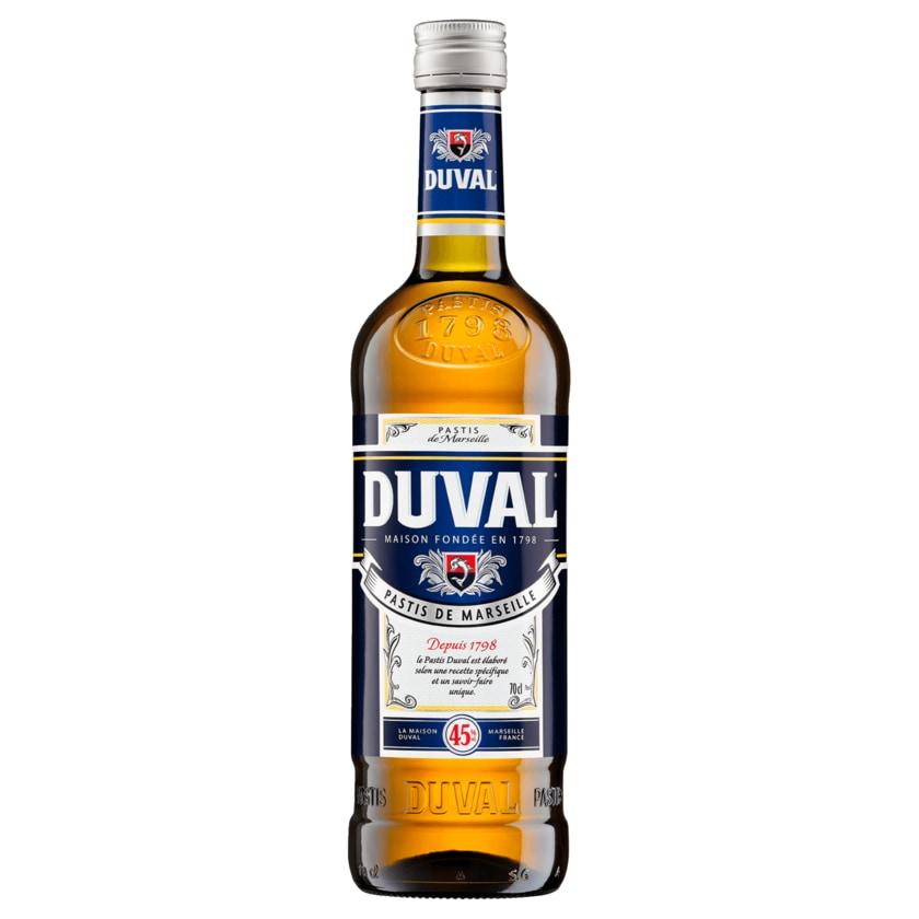 Duval Pastis de Marseilles 0,7l