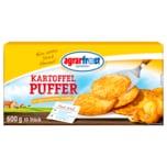 Agrarfrost Kartoffelpuffer 600g, 10 Stück