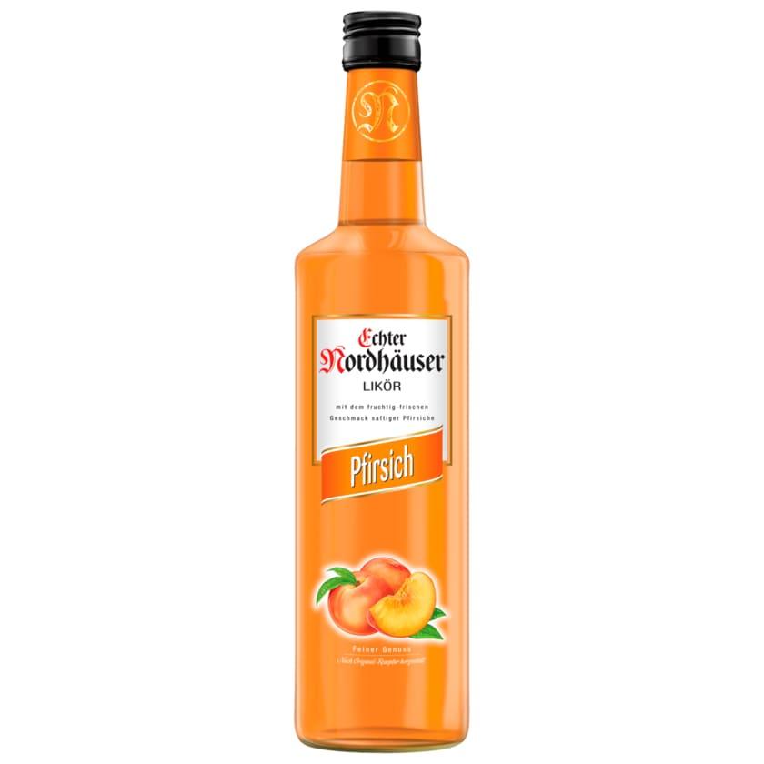 Echter Nordhäuser Pfirsich 0,7l