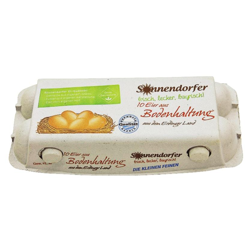 Sonnendorfer Eier Bodenhaltung 10 Stück