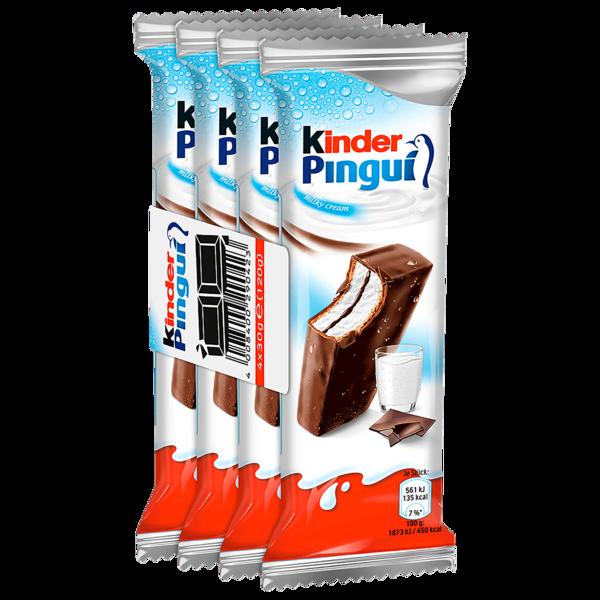 Kinder Pingui 4 Stück