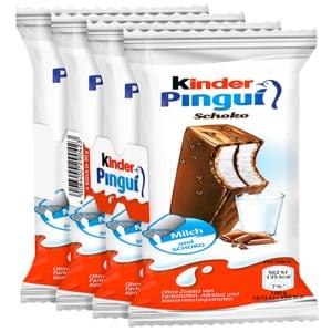 Kinder Pingui 4er