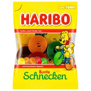 Haribo Frucht- & Colaschnecken 175g