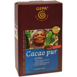 Gepa Cacao pur Afrika 250g