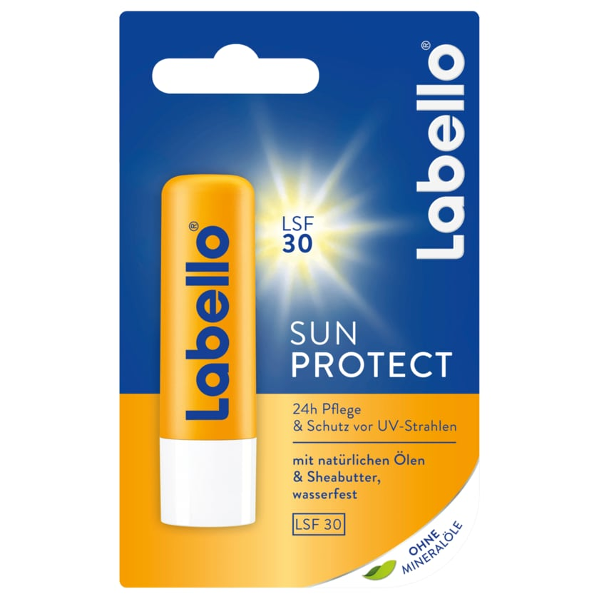Labello Lippenpflege Stift Sun Protect SPF 30 4,8g