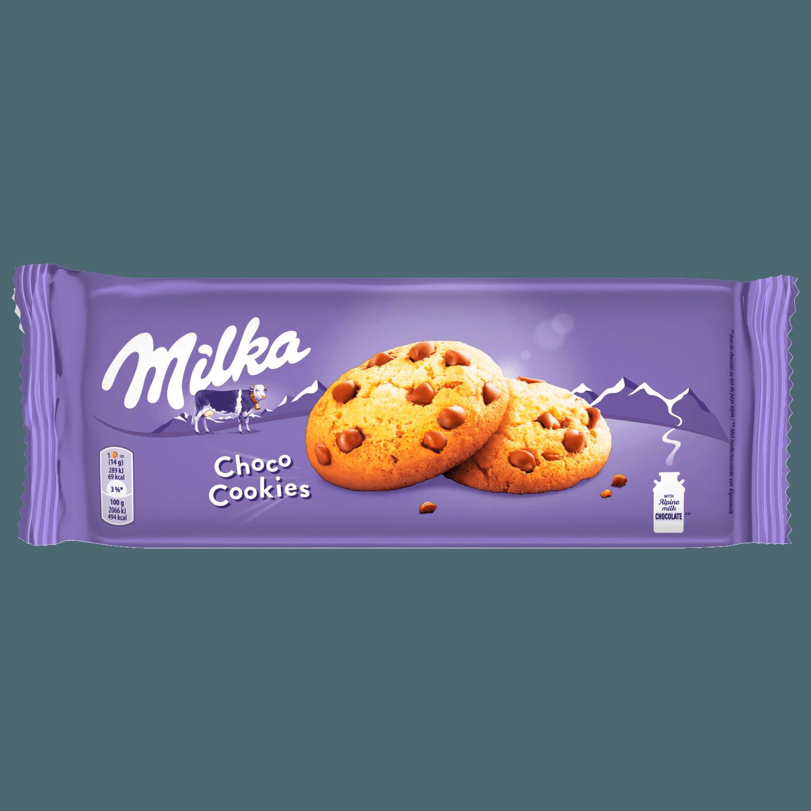 Milka Choco Cookies 168g Bei Rewe Online Bestellen