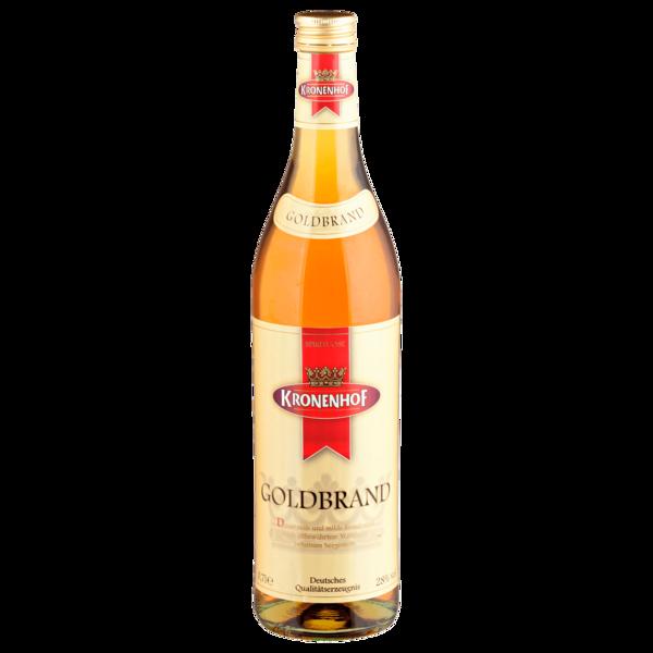 Kronenhof Goldbrand Spirituose 0,7l