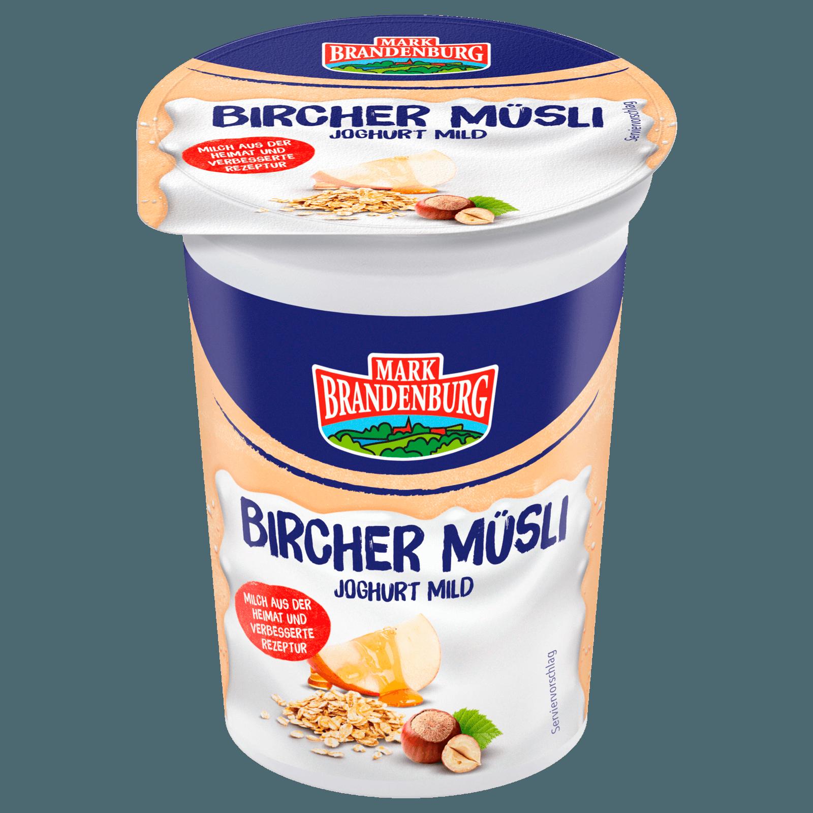 Mark Brandenburg Fruchtjoghurt Müsli 3,5% 200g