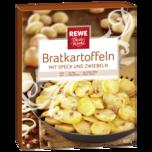 REWE Beste Wahl Brat-Kartoffeln mit Speck & Zwiebeln 400g