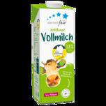 Sternenfair H-Milch 3,8 % 1l