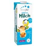 Sternenfair H-Milch 1,8% 1l