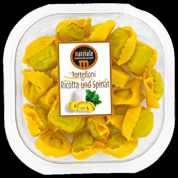Marziale Tortelloni mit Ricotta und Spinat 250g