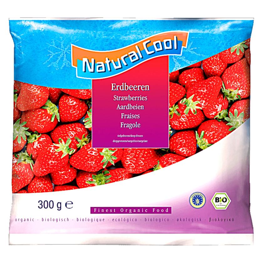 Natural Cool Bio Erdbeeren 300g