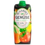 Dohrn & Timm Scharfes Gemüse 0,5l