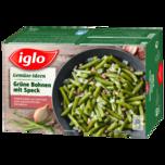 iglo Gemüse Ideen Grüne Bohnen mit Speck 480g