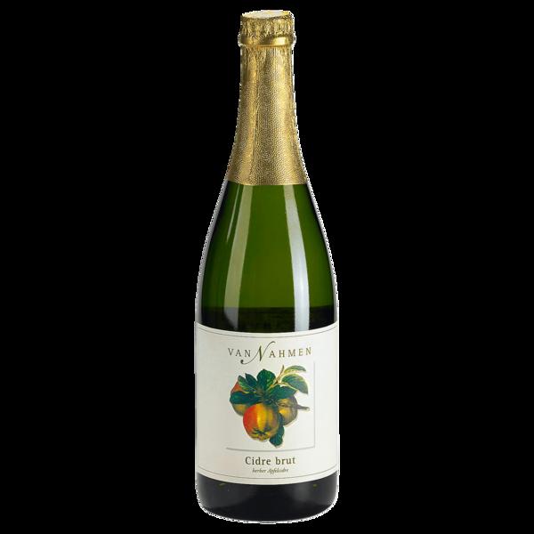 Van Nahmen Apfel-Cidre trocken 4% 0,75l