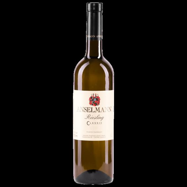 Anselmann Weißwein Grauer Burgunder Classic halbtrocken 0,75l