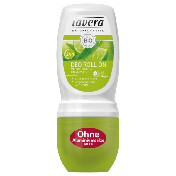 Lavera Deo Roll-on Limone 50ml