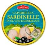 Dovgan Sardinelle Scheiben in Öl & eigenem Saft 240g