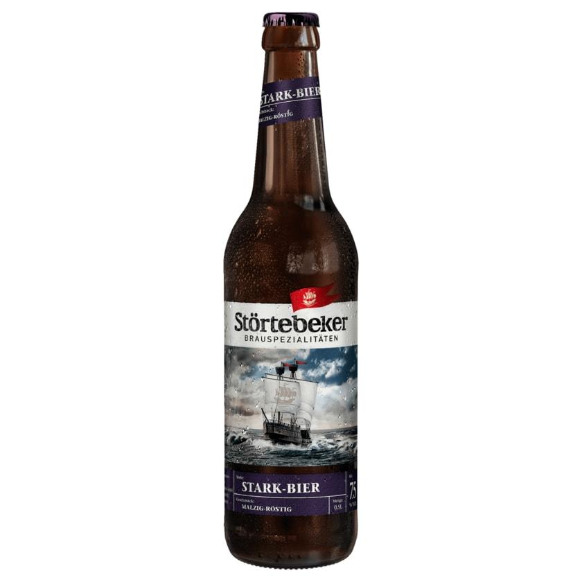 Störtebeker Bio Stark Bier 0,5l