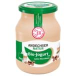 Andechser Natur Bio Joghurt Latte Macchiato 3,8% 500g