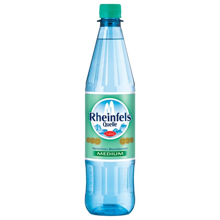 Rheinfels Quelle Medium 0,75l