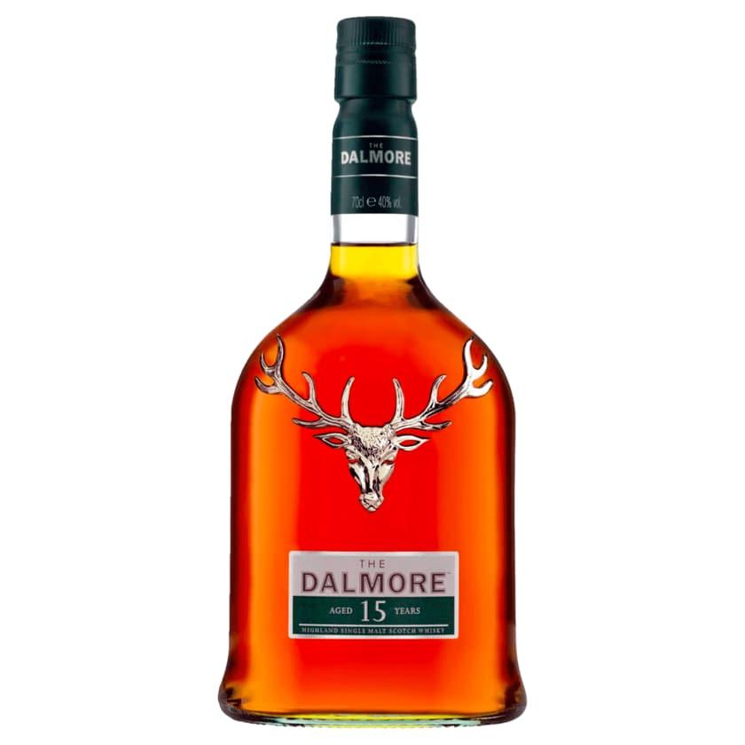 Dalmore Single Malt Scotch Whiskey 15 Jahre 0,7l