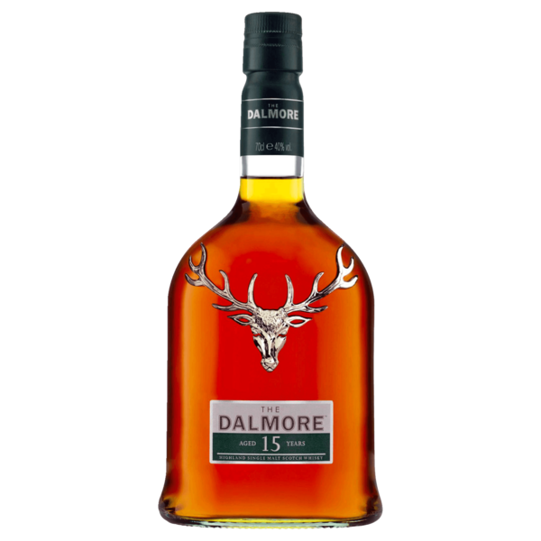 Dalmore Single Malt Scotch Whiskey 15 Jahre 0,7l