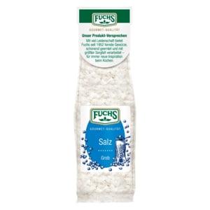Fuchs Salz grob 150g