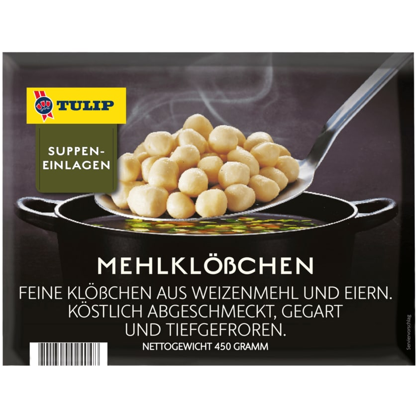 Tulip Suppeneinlagen Mehlklößchen 450g