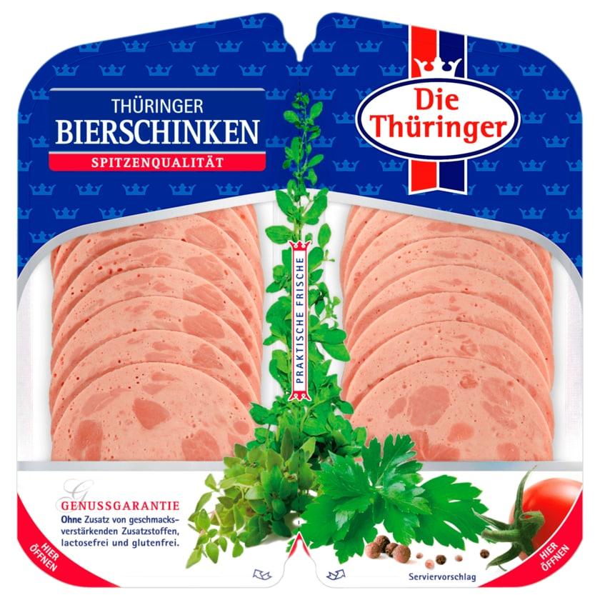 Die Thüringer Bierschinken 100g