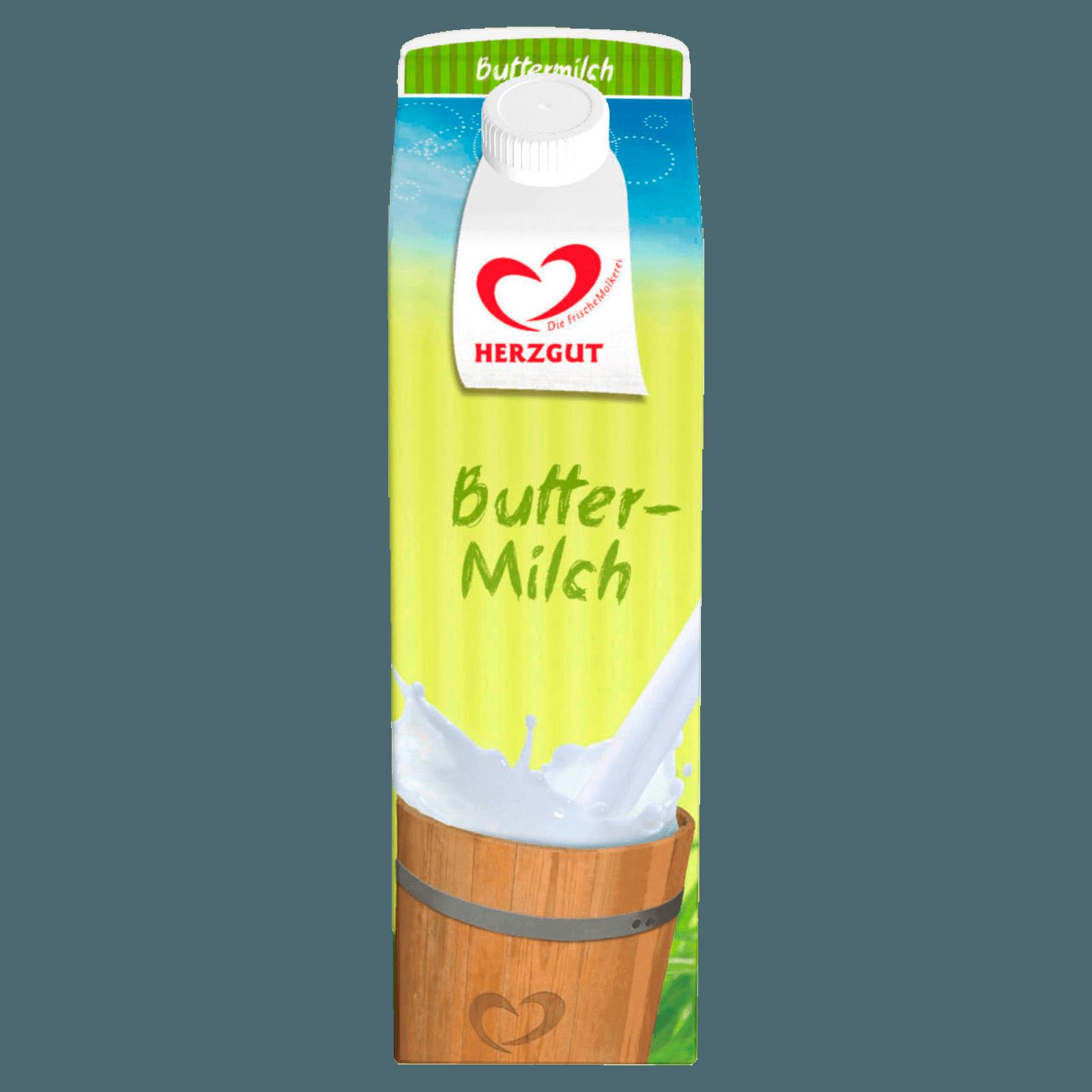 Heidecksburger Thüringer Buttermilch 1l