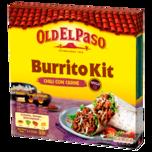 Old El Paso Burrito Kit Chili con Carne 620g