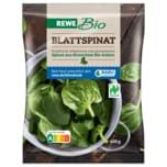 REWE Bio Blattspinat 600g