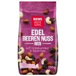 REWE Beste Wahl Beeren-Nuss-Mix 150g