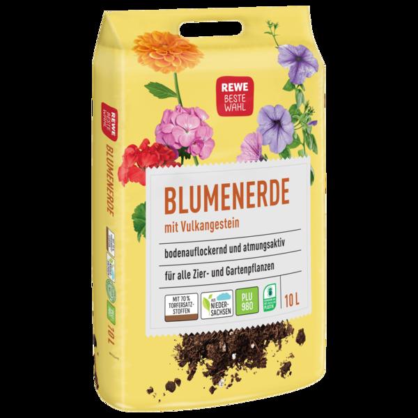 REWE Beste Wahl Blumenerde 10l