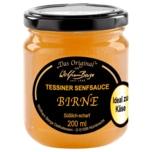 Berge Tessiner Birnen Senf Sauce 200ml