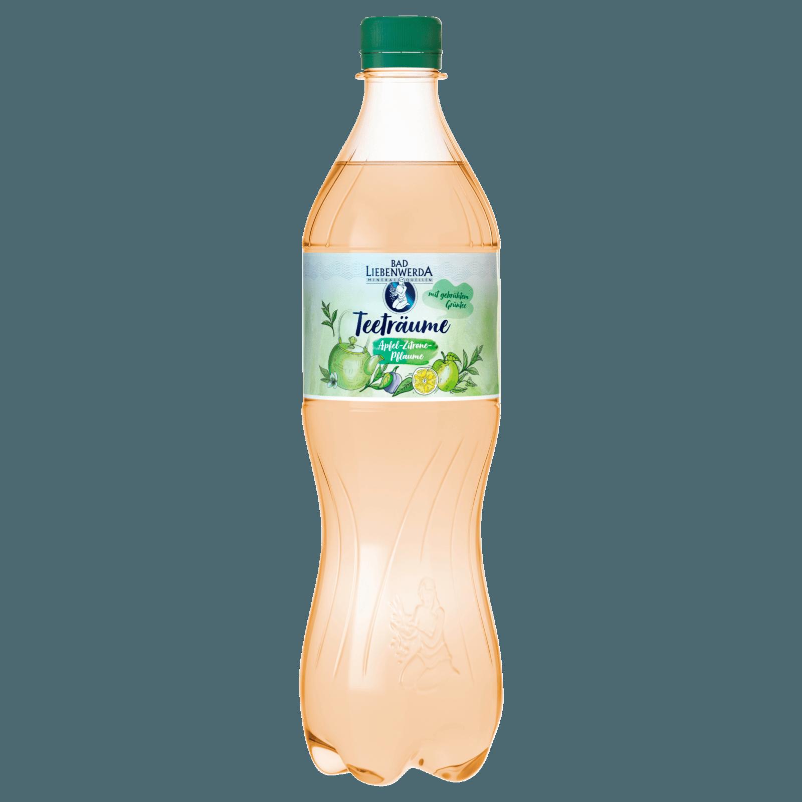 Bad Liebenwerda Teeträume Pflaume 0,75l