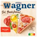 Original Wagner Die Backfrische Pizza Salami mit 3 Käse & Kräutern 320g