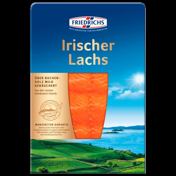 Friedrichs Irischer Lachs 100g