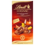 Lindt Schokolade Cognac 100g