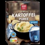 REWE Beste Wahl Kartoffelpüree komplett mit Milch 300g