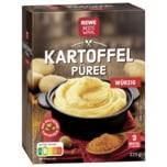 REWE Beste Wahl Kartoffelpüree würzig & kräftig 225g
