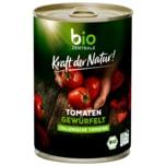 Biozentrale Bio Tomaten gewürfelt 400g