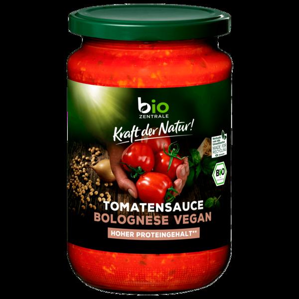 Bio Zentrale Tomatensauce Bolognese Vegan 350g