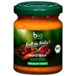 Biozentrale Bio Brotaufstrich Gemüse 125g