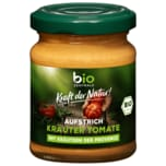 Biozentrale Bio Aufstrich Kräuter-Tomate 125g